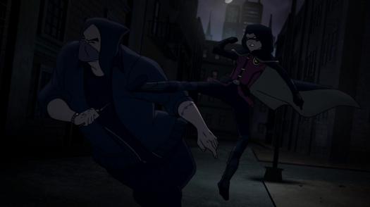 Robin-Thug Takedown Time! (2)
