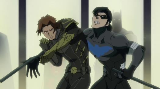 Talon-Batman Has A Pitiful Partner!