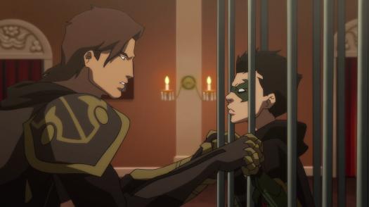 Talon-Batman Must Die!