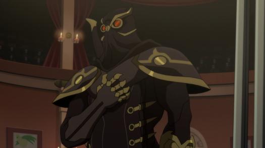 Talon-I Present My Protege!