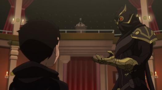 Talon-I Present To You My Heir!