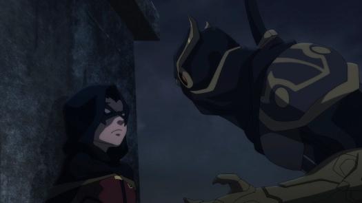 Talon-Y U No Kill, Robin!