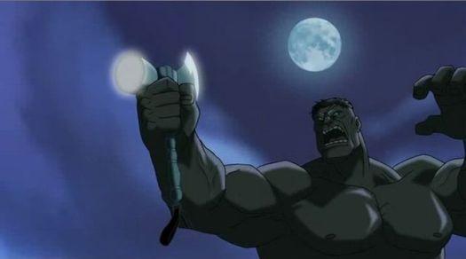 Hulk-I'm Worthy!