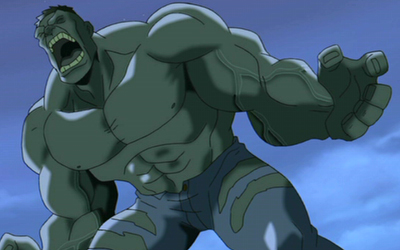 Hulk-The Pampaging Giant!