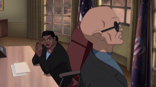 Amanda Waller-What To Do In This Situation!