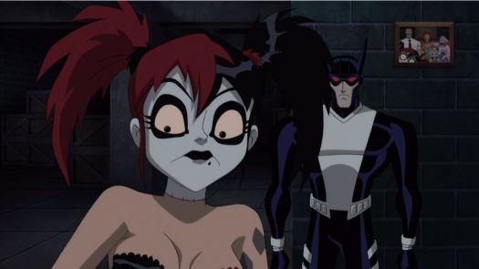 Batman v. Harley Quinn-Blood Will Be Spilled!