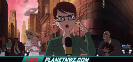 Lois Lane-Live From The Growing Chaos!