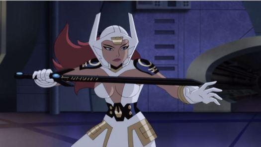 Wonder Woman-Combat Ready!