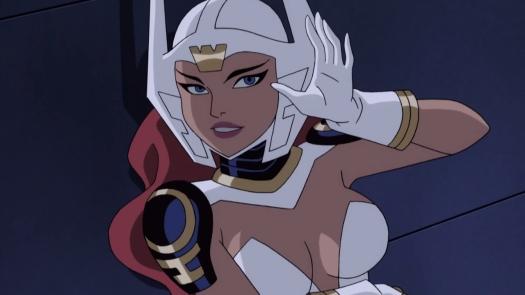 Wonder Woman-Speak Up On My Awesomeness, Steve!