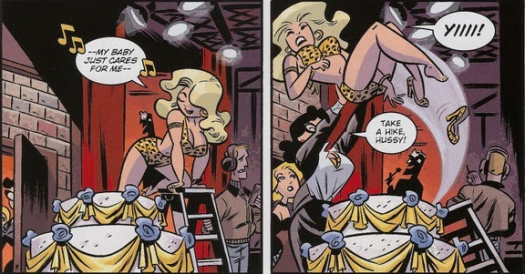 Wonder Woman-Fiction Meets Reality!