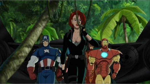 Avengers-The Mission Is 'Go'!