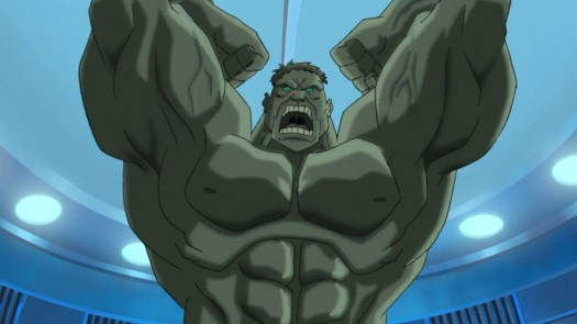 Hulk-I'm Busting Out!