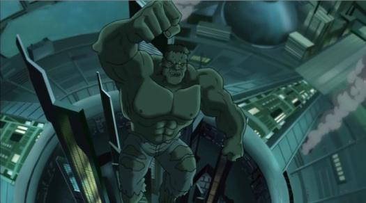 Hulk-I'm Outta Here!