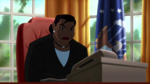 Amanda Waller-Destroy The Justice League!