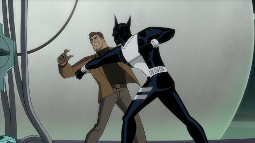 Batman-A Final Fracus Of Former Friends!