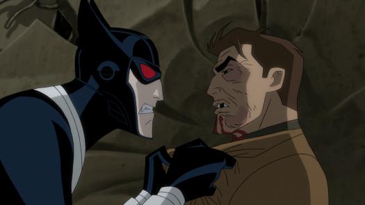 Batman-I Don't Want Your Blood!
