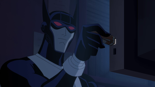 Batman-This Document Will Be Very Important!