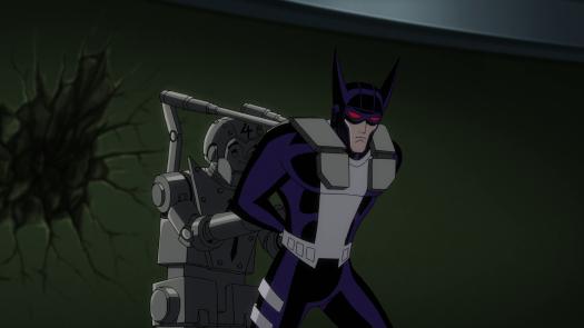 Batman-Trapped By Tin!