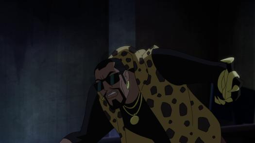 Cheetah-Throwdown Time!