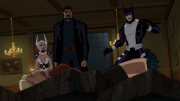 Justice League-It's Too Late For Tina!