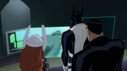 Justice League-The Odd Death Of Victor!