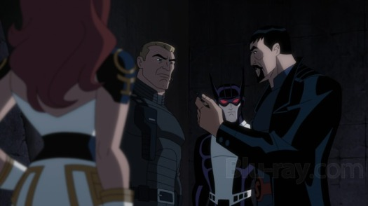 Justice League-We've Got What We've Came For, Steve!