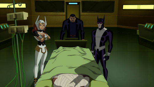 Justice League-Will's Recovering!