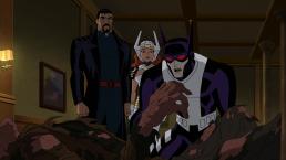 Justice League-Will's Still Alive!