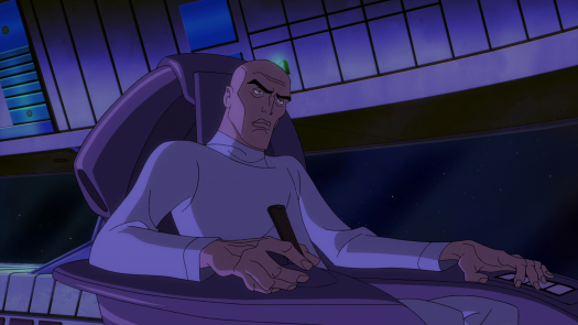Lex Luthor-Humankind Is Unable To Find You If You're Not On Earth!