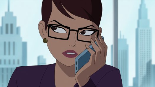 Lois Lane-Getting Some White House Dirt!