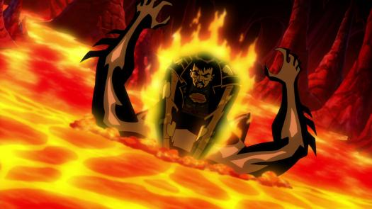 Superman-Die You Metal Menace!