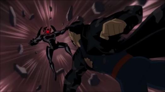 Superman-Metal v. Metal!