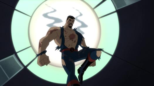 Superman-Not Done Saving The World Yet!
