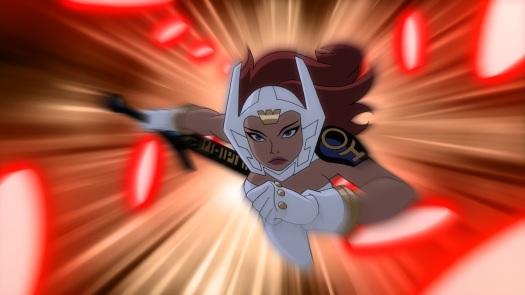 Wonder Woman-The JL's Last Stand!