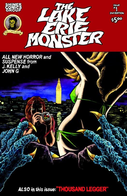 Lake Erie Monster No. 1