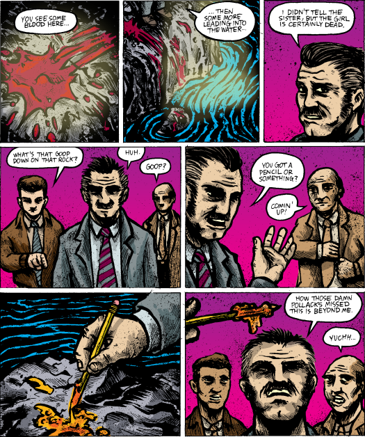 Lake Erie Monster No. 2-The Investigation!