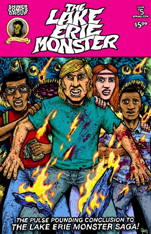 Lake Erie Monster No. 5