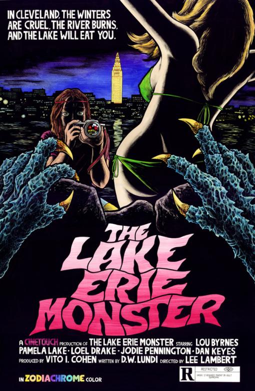 Lake Erie Monster-The Fake Movie!