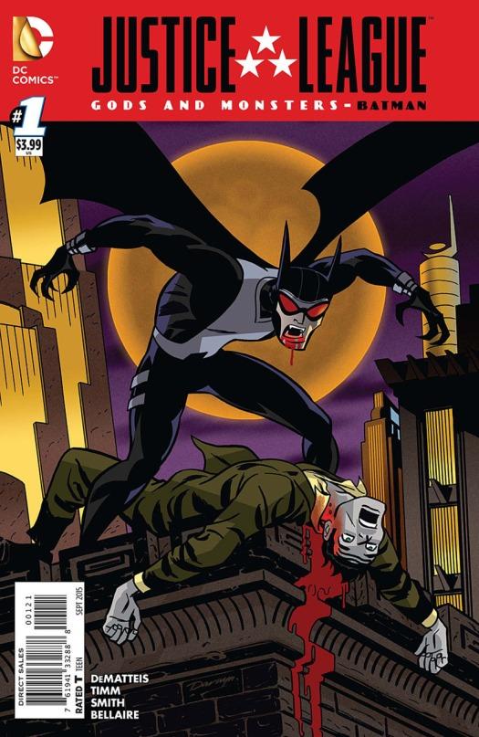 Batman No. 1-Alt!
