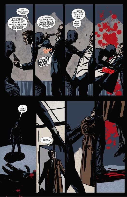 Batman No. 1-Confrontation!