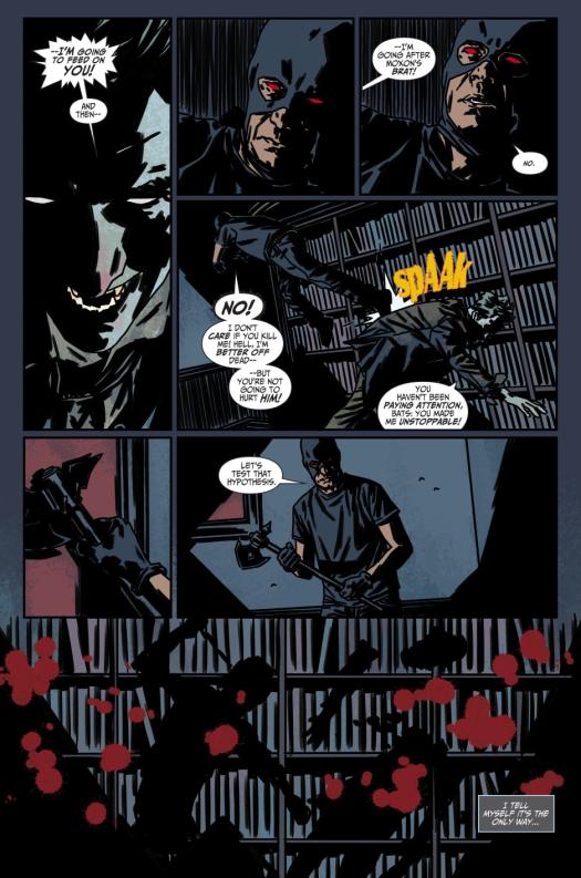Batman No. 1-Die, Monster!