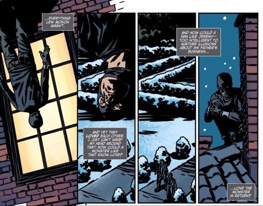 Batman No. 1-Eyes On The Son!