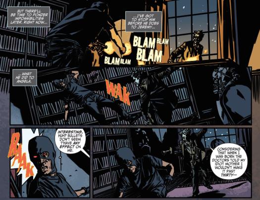 Batman No. 1!-Fighting The Past!