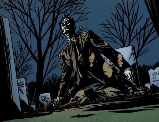 Batman No. 1!-Hey, Joe! You're A Zombie!