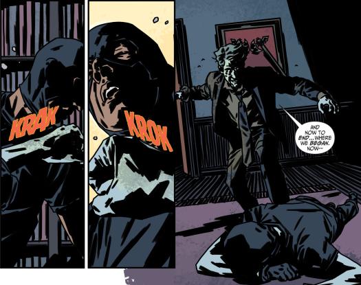 Batman No. 1-It's Not Easy!