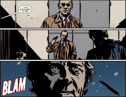 Batman No. 1-Kill Yourself In The Name Of Mason!