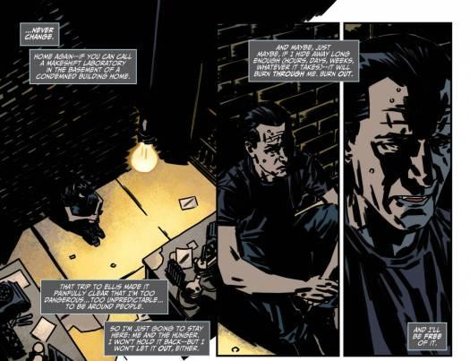 Batman No. 1!-The Inner Struggle!
