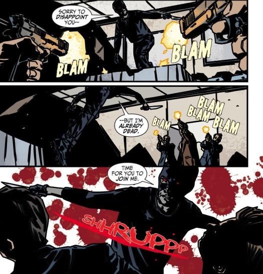 Batman No. 1-Time To Pay, Mason! (2)