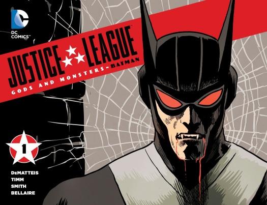 Batman No. 1-Title Card!