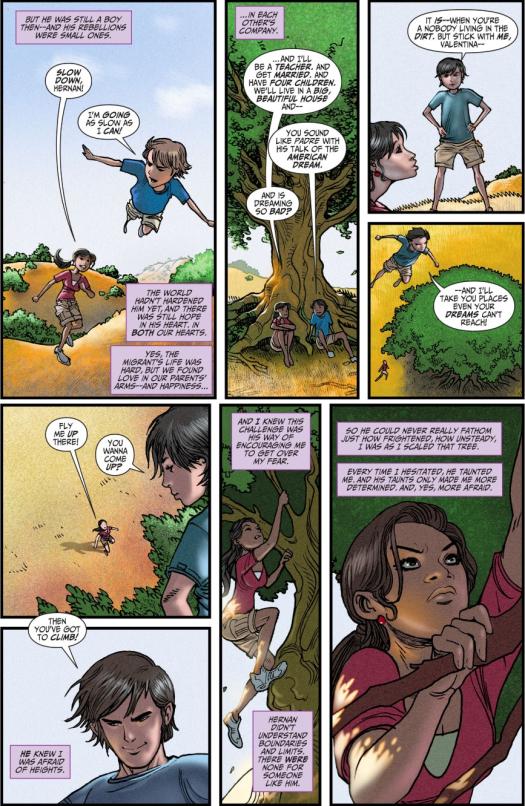 Superman No. 1!-A Fateful Tree Climb!